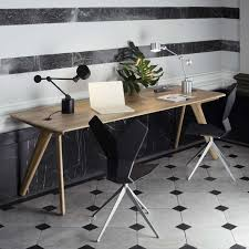 2 Person Desks by Slab 2 Person Desk By Tom Dixon Yliving
