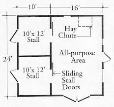 stablewise gallery pilchuck horse barn layout