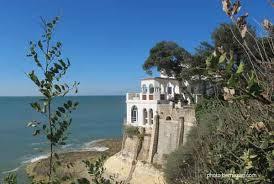 chambres d hotes palais sur mer bernezac com promenades en bord de mer au pont du diable à