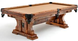 build a pool table custom made pool tables barnwood pool table reclaimed woods