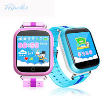 aliexpress location gps smart watch q750 q100 baby watch with wifi 1 54inch touch screen