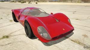 ferrari prototype 2016 ferrari 330 p4 1967 for gta 5