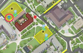 Texas Tech Campus Map Campusbird Campusbird Twitter