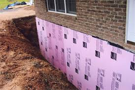 Interior Basement Waterproofing Membrane by Howard County Baltimore County Montgomery County Exterior