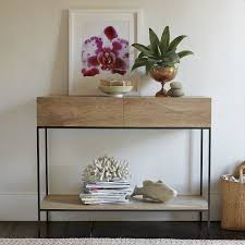 Storage Console Table Best 25 Entryway Table With Storage Ideas On Pinterest Entry