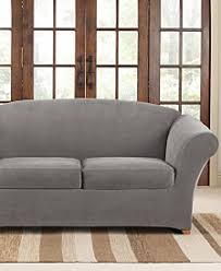 sofa and love seat covers couch covers sofa and chair slipcovers macy u0027s