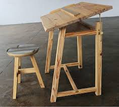 Desk With Drafting Table Best 25 Wood Drafting Table Ideas On Pinterest Drawing Board