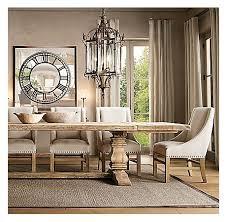 restoration hardware dining rooms 147 best restoration hardware images on pinterest dining rooms