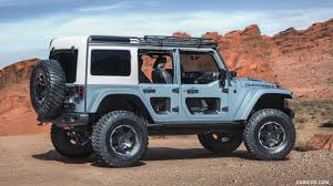 jeep safari concept 2017 jeep moab easter safari concepts switchback concept side