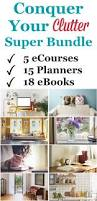 get the conquer your clutter bundle and organize u0026 declutter your