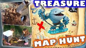Real Treasure Maps A Real Thumpback Treasure Hunt W Map New Meaning For Skylanders