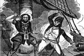 blackbeard the pirate biography for kids
