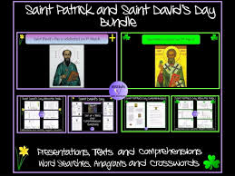 david s day set of four information texts and