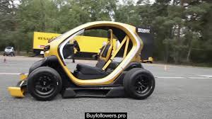 renault twizy f1 renault twizy rs f1 vs megane rs by autovisie tv youtube