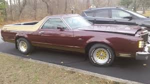 Ford Vintage Truck For Sale - new paint 1979 ford ranchero gt vintage vintage trucks for sale