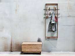 garderobe designer garderobe coat frame we do wood i holzdesignpur