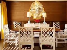 Lacquer Dining Room Sets Design Idea White Lacquer Dining Chairs Cococozy