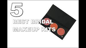 wedding makeup kits 5 best bridal makeup kits available in india