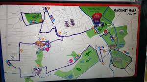 Map Your Running Route by Cheering Not Running Lifelauralondon