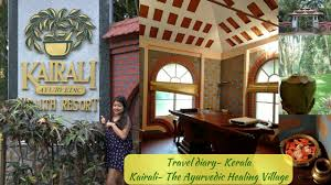 travel diary kerala kairali the ayurvedic healing village the