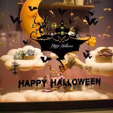 100 halloween window poster illustration portfolio bryan