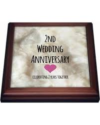 2 year wedding anniversary snag this hot sale 30 3drose 2nd wedding anniversary gift