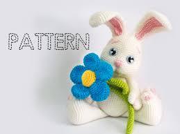 easter bunny crochet patterns amigurumi animals crochet