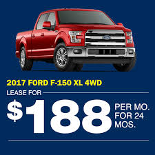 lease ford trucks vehicle lease specials metro ford