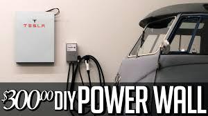 diy tesla powerwall 300 diy tesla powerwall solar storage 18650 lithium ion home