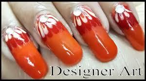best designer nail art using stone and nail art tools youtube