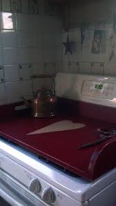 91 best stove boards images on pinterest primitive kitchen primitive stove top any color but red i like the heart though