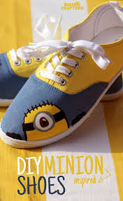 12 minions crafts for kids who love u003cem u003edespicable me u003c em u003e no sew