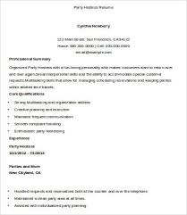 hostess resume template 9 free word pdf documents download the 25 best restaurant hostess ideas on pinterest penny table