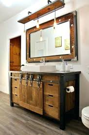 distressed wood bathroom cabinet wooden bathroom cabinet with mirror reclaimed wood bathroom cabinet