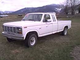 1985 ford f150 4x4 auto excab for sale avi
