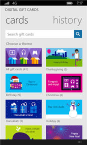 digital gift card digital gift cards now available for windows and xbox stores
