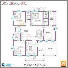 best 3 bedroom house plans in kerala single floor inspiring home