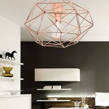copper ceiling light by globen at eighty7 design living
