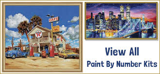 paint by number kits discount paint and craft activity kits