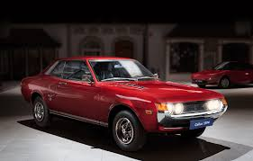 sports cars celica history of toyota sports cars