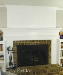 marble medallion tile mosaic column fireplace surround wall