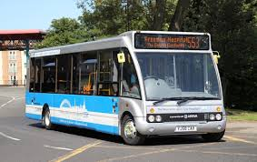 How To Bus Tables Bangor To Amlwch And Cemaes