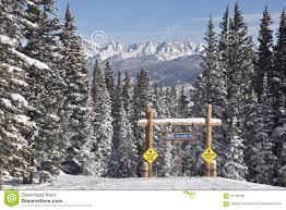 Beaver Creek Colorado Map by Blue Bird Day Beaver Creek Gore Range Avon Colorado Ski Resort