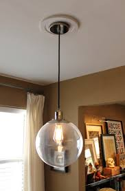 pendant lights au globe glass pendant light fresh about remodel copper lighting