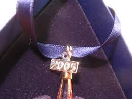 swarovski 2005 annual limited edition ornament mint in box