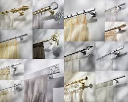 bastoni tende moderne accessori per tendaggi mafa sistemi per tende eleganza e