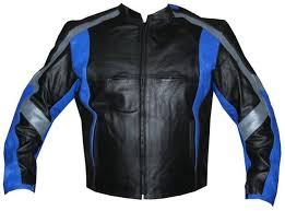 blue motorcycle jacket mr leather armor motorcycle jacket blue armour bike jackets4bikes