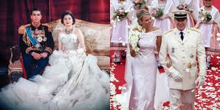 best wedding dresses the best royal wedding dresses of the last 70 years royal