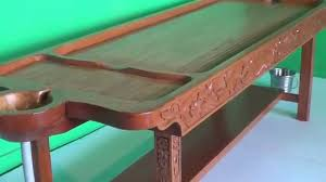 ayurvedic massage table for sale traditional massage table deluxe imi 2251 youtube
