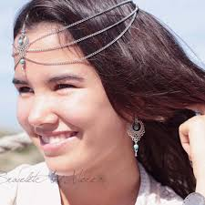 headbands that go across your forehead popular chain headpiece headband buy cheap chain headpiece